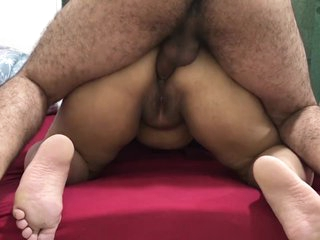 Cheating Pregnant Wife Painful Surprise Anal !