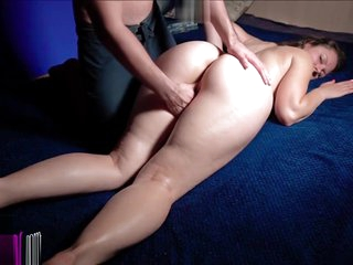 MILF- Masturbate Pussy and Massage Orgasm