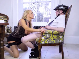 Milf big cock first time Having Her Way With A Rookie