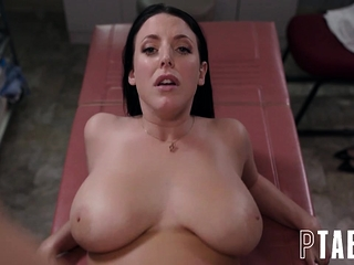 ASMR Fantasy - Full Body Physical Exam Angela White