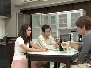 Fabulous Japanese slut in Incredible HD, Blowjob JAV clip
