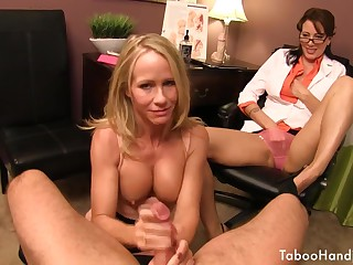 Mommy and the Jock Doctor.