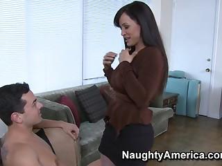 Lisa Ann & Ryan Driller in My Friends Hot Mom