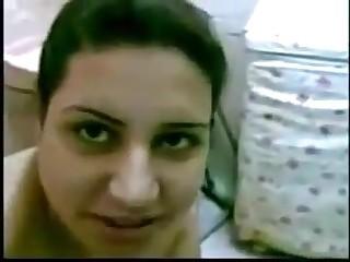 Egyptian big tits cheating milf