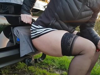 Fuck the whole Car wife, included me!!