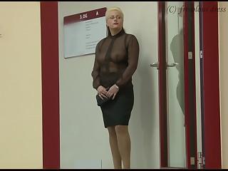 German Erotic Exhibitionism F35