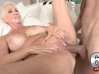 Madison And Anal - Madison Milstar And Carlos Rios - 60PlusMilfs