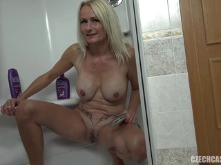 Horny xxx scene MILF homemade watch , check it