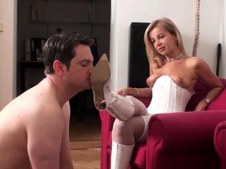 erotic Mistress dominate bobby