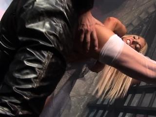 femdom sex in dungeon