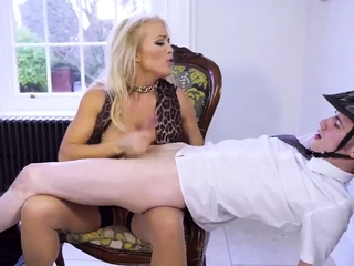 Teen boss's partner Having Her Way With A Rookie
