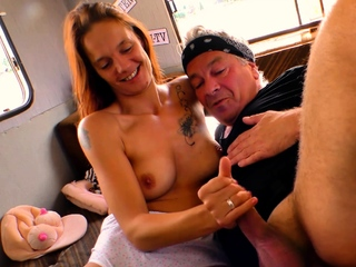 german housewife at public pick up sex