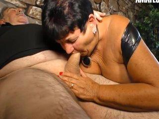 Bbw Wife Angelika K. - First Time On A Porn Set
