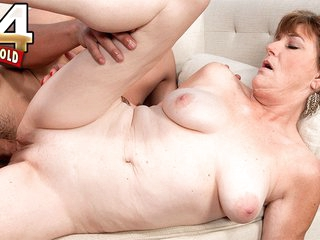 The wife and the happily cuckolded husband - Allura James, Rick, and Sergio - 50PlusMILFs