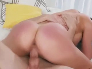 Busty Mom is Fucked by Best Friends Step Mom